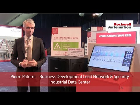 Real Time Virtualisation With The Industrial Data Centre