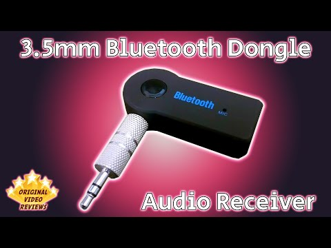 Item review - 3.5mm Bluetooth Dongle
