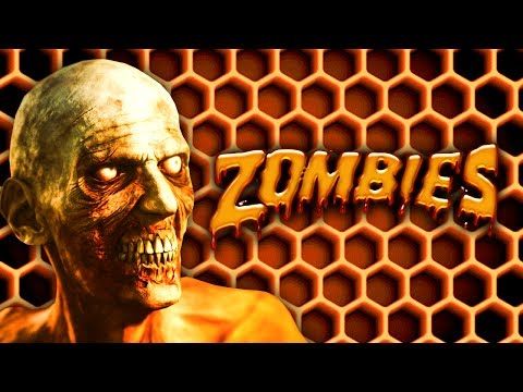 ZOMBIE BEE KEEPERS EVERYWHERE! (Black Ops 3 Custom Zombies)(The Hive)