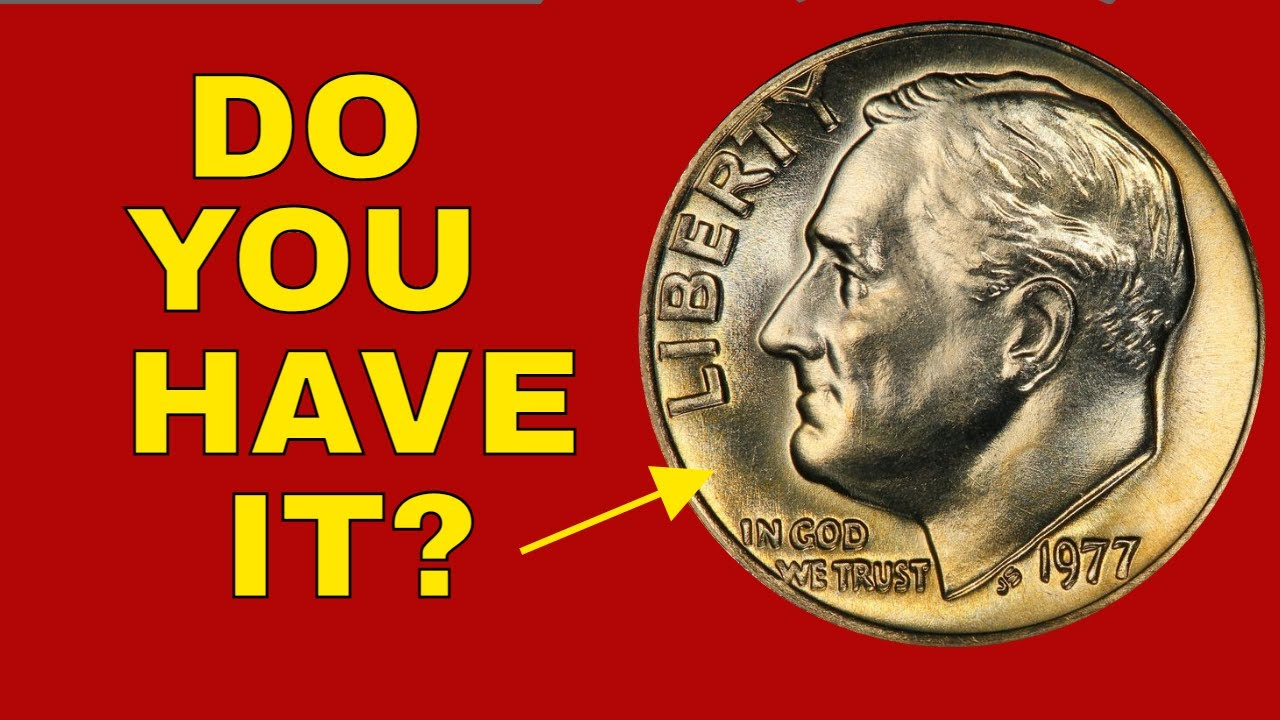 How valuable can a 1977 dime be? - YouTube