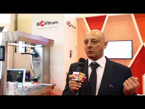 BioVitrum - Russian Pavilion - Arab Health TV 2018