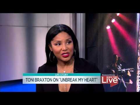 """Toni Braxton on """"Unbreak My Heart"""""""