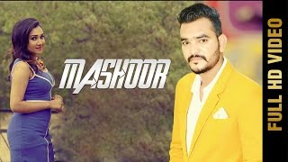 New Punjabi Song - MASHOOR (Full Video) || AVi AUJLA || Latest Punjabi Songs 2017
