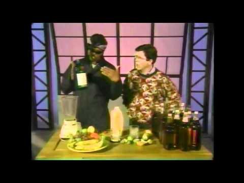Gin n Juice Skit with Keenen and Butch