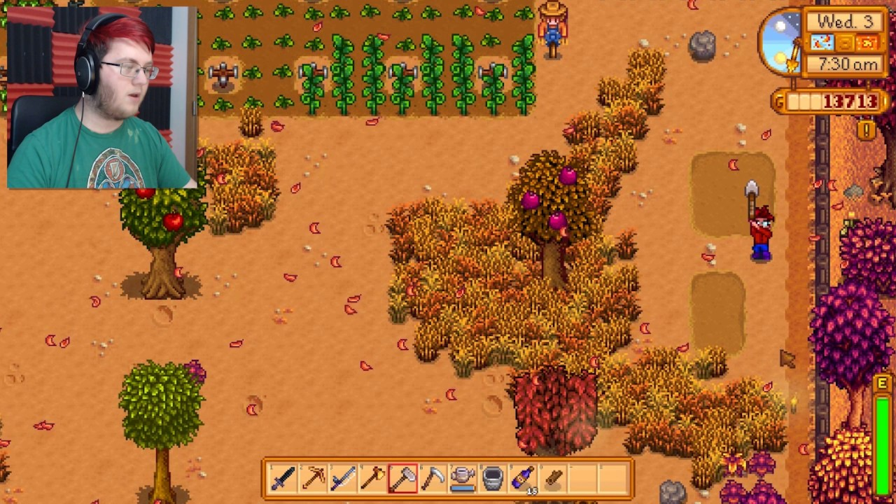 stardew valley how to get giant crops