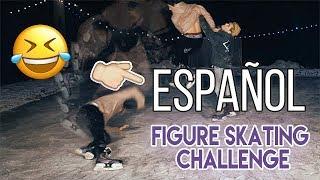 Figure Skating Challenge (Subtitulado en español) [Dolan Twins]