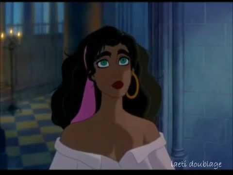 Esmeralda - Fandub DISNEY par laetidoublage - Les bannis ont droits d'amour ✿