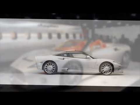 Spyker Car Review Amazing