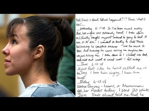 Reading Jodi Arias's Letters to Travis Alexander's Family