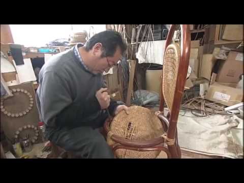 Amazing Japanese Repairmen #10 'Rattan Furniture' English subtitles