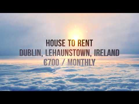 House to rent in Dublin, Lehaunstown, €700 / monthly