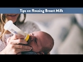 Tips on Reusing Breast Milk   CloudMom
