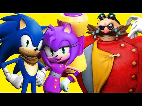 Sonic Videos 😂 Sonic Amy Change Color Sonic Videos