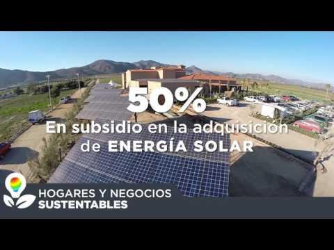 SCAEE Ensenada Financiera Nacional de Desarrollo - Apoyo Energia Solar