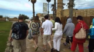 Израиль -- Кейсария -- По внутренней территории древнего города(Домашнее видео -- День 4-ый -- 15 мая 2013 г. Израиль -- Кейсария -- По внутренней территории древнего города - 2013.05.15..., 2013-06-10T00:47:23.000Z)