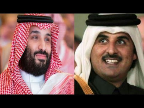 Saudi Crown Prince MBS Accepted Qatar Economy Is Strong and Future Bright