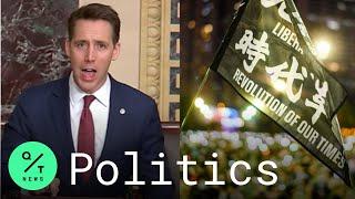 U.S. Senate Moves to Protect Hong Kong Autonomy