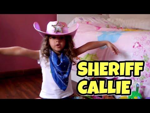 juguetes de la sheriff callie en español