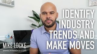 Identify Trends and Make Moves - UI/UX, Product Design