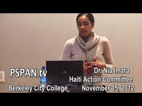 P-SPAN #284 : Dr. Nia Imara lecture at Berkeley City College