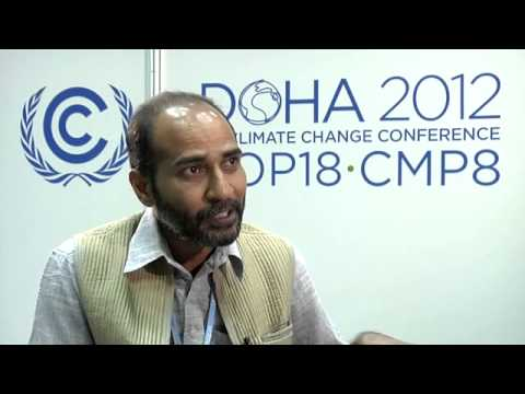 COP18: Tomy Mathew, Fairtrade International (Asia and Pacific)