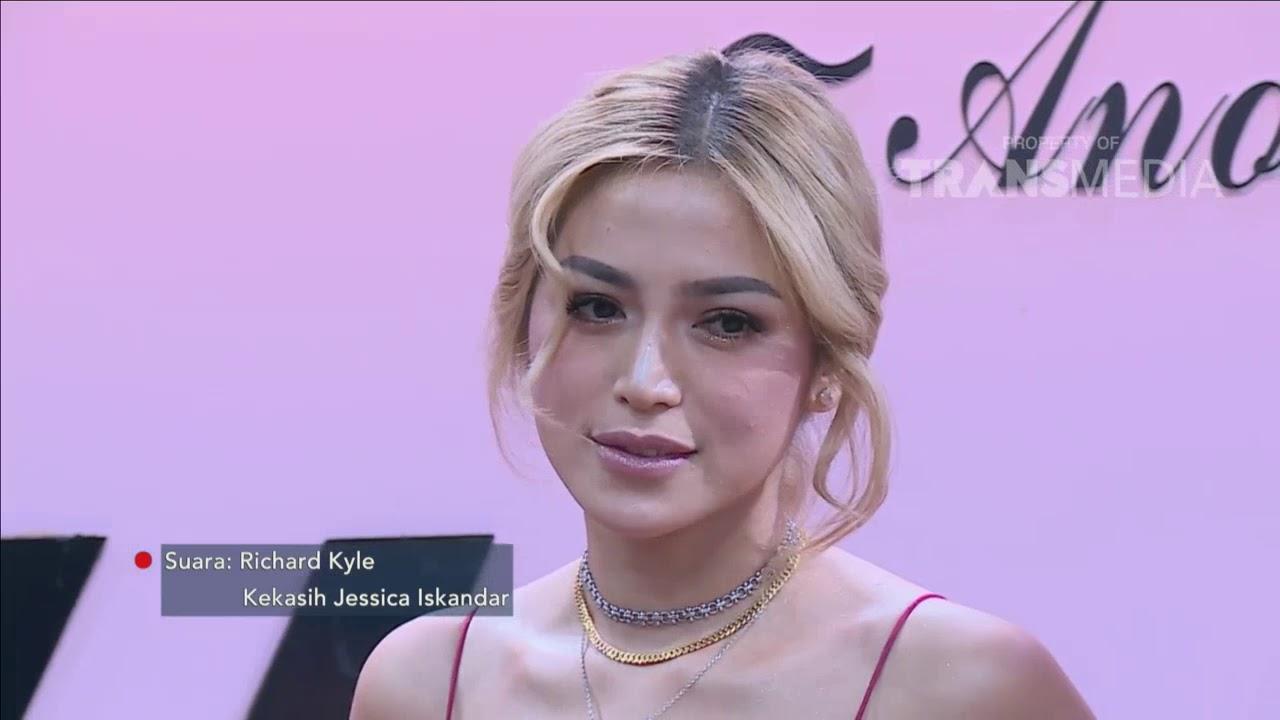 RUMPI - Akhirnya Jessica Iskandar Mengakui Hubungannya Dengan Richard Kyle (24/8/18) Part2
