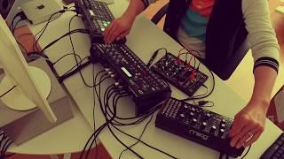 Video Conamara Chaos (0-Coast / Mother-32 / Analog Four / Rytm) download MP3, 3GP, MP4, WEBM, AVI, FLV November 2017