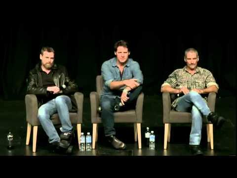 Ben Browder SG1 Perth 2015