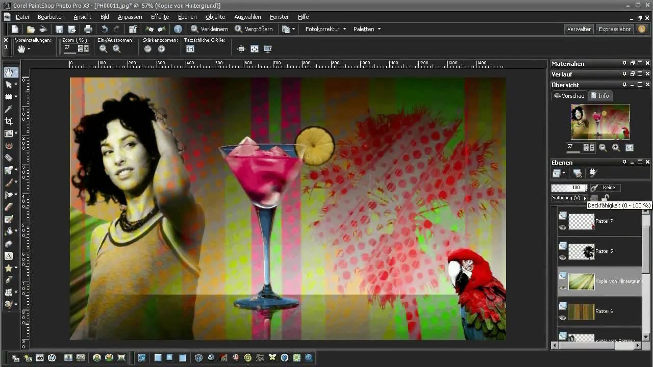 PaintShop Pro X3 Has a New Version Download Your Trial Free Now