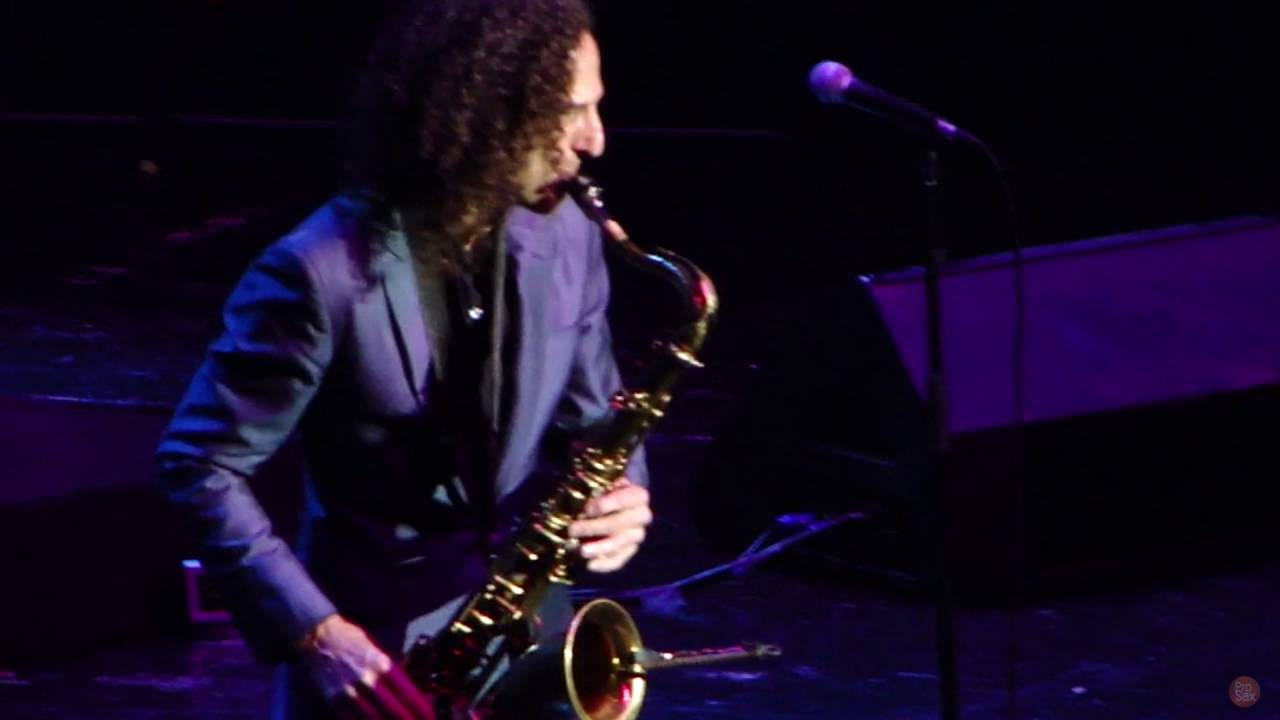kenny-g-desafinado-live-moscow-pro-saxophone