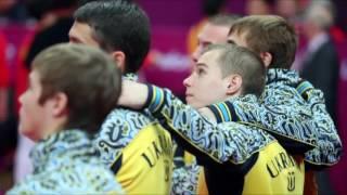 Олимпиада 2016:  шансы на медали у спортивной гимнастики