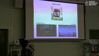 #gamebrary 2.2. Game Dev. Norway snakker om spillutvikling i Norge