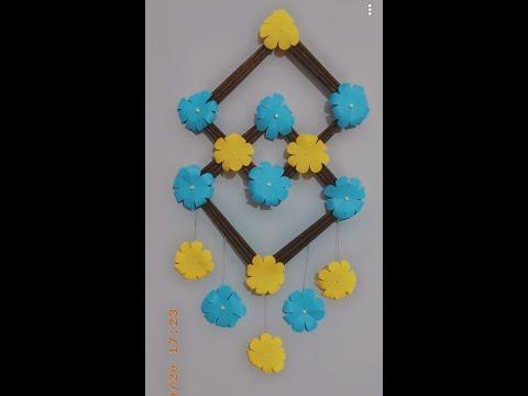 easy-wall-decoration-ideas----diy-paper-craft