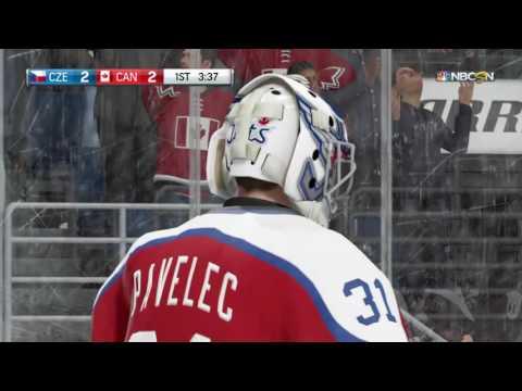 Canada vs Republic!NHL Special