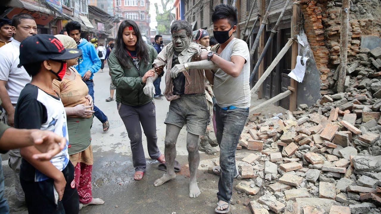 Ways Pray For Victims Of Natural Disaster