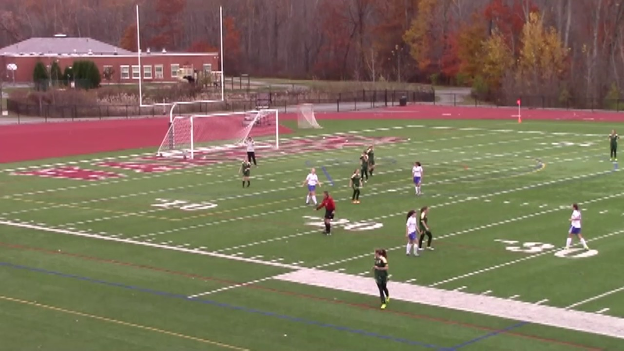 NAC - Schoharie Girls C Regional Final S. Chilton Video  11-5-16