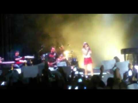 Alessandra Amoroso Amore Puro tour live Melpignano 16.08.2014