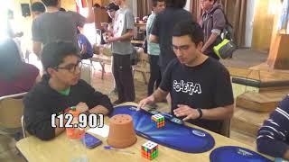9.14 Rubik´s Cube Official Average (PB)