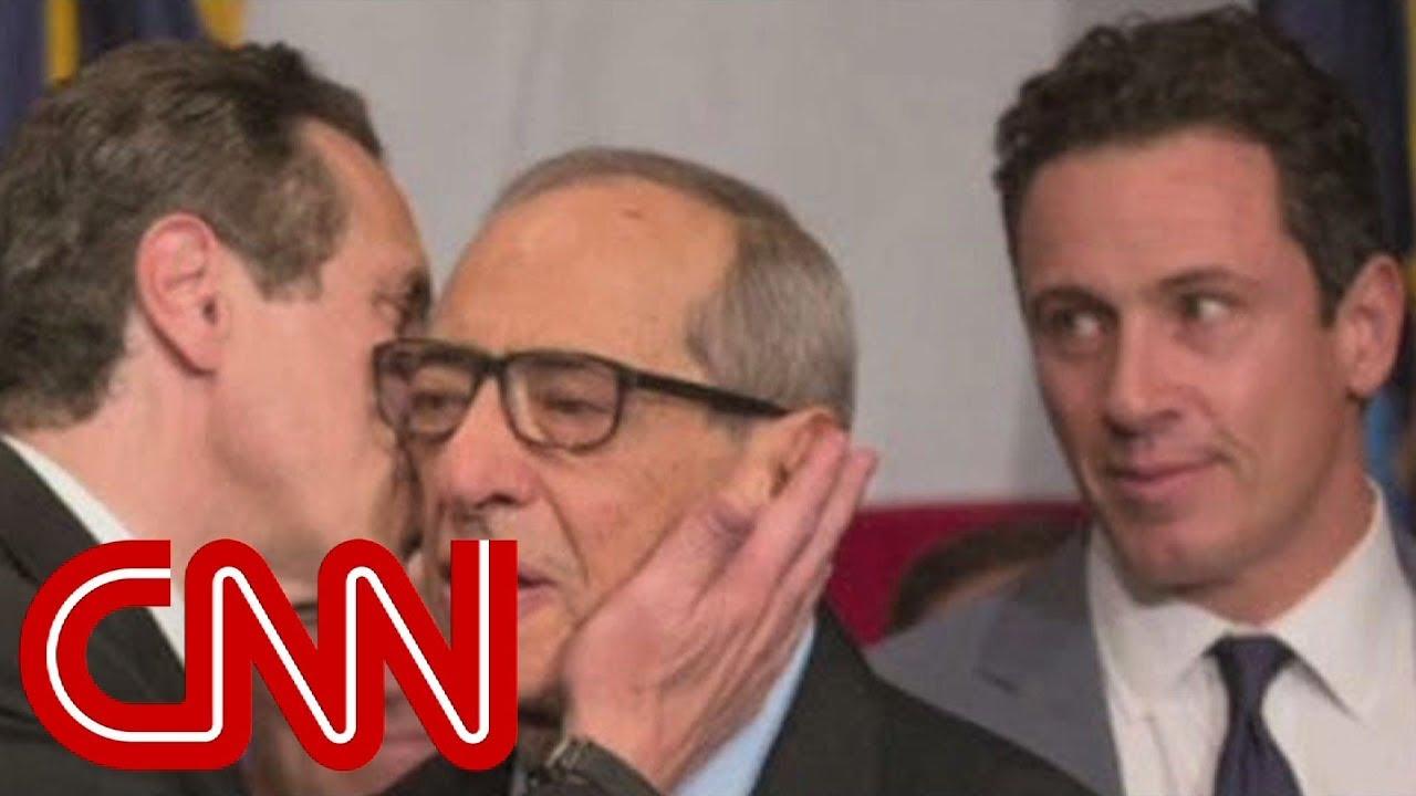 Brothers Chris Cuomo and Governor Andrew Cuomo Teasing Each ...