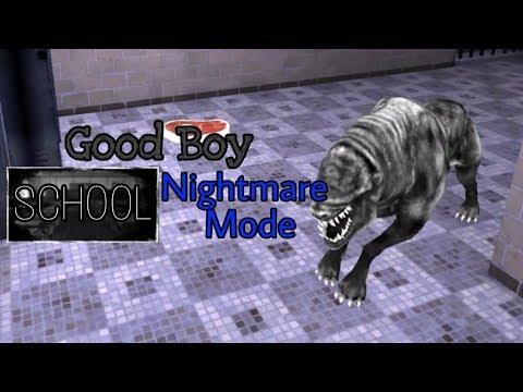 Eyes - The Horror Game - Good Boy School Nightmare Mode