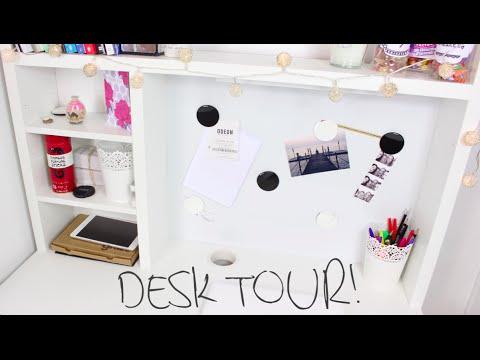 desk-tour-2015!-♡