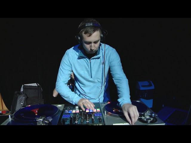 DJ Jeppa UK   IDA WORLD 2017 Technical Category Semi Final set 1