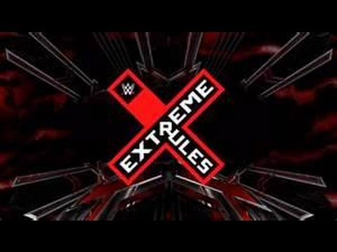 WWE Extreme Rules PPV 2015 Game and Review - Chicago Allstate Area