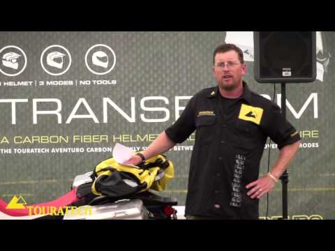 Packing for a Motorcycle Trip