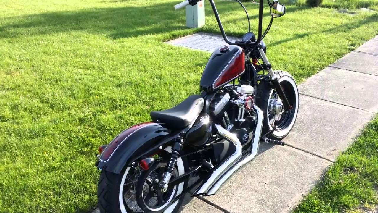 Where To Get Custom Harley Paint Job