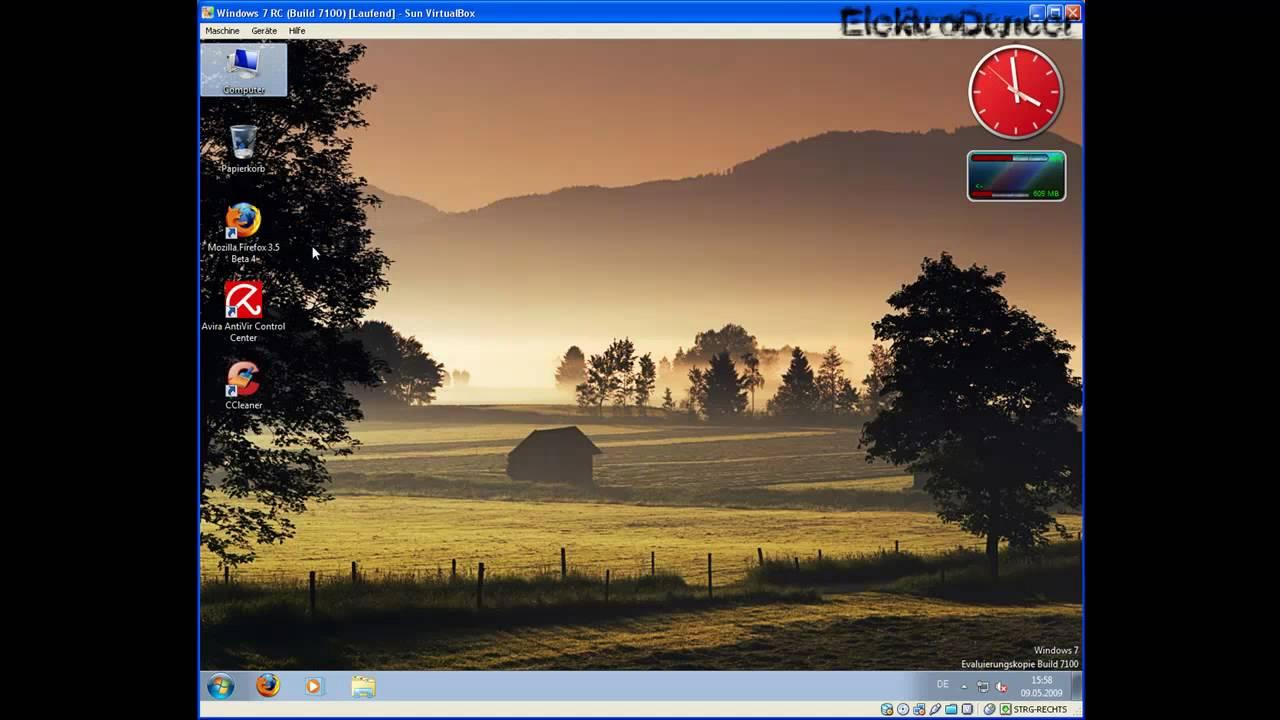 Windows 7 kennenlernen deutsch video
