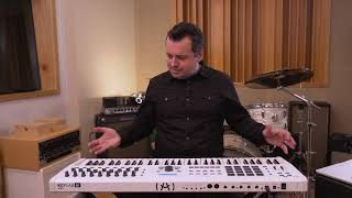 Adam Dennis | Recreating iconic sounds with Mellotron V