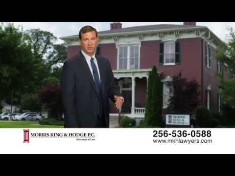 Attorney Joe King | Distracted Driving PSA | Morris King & Hodge P.C.