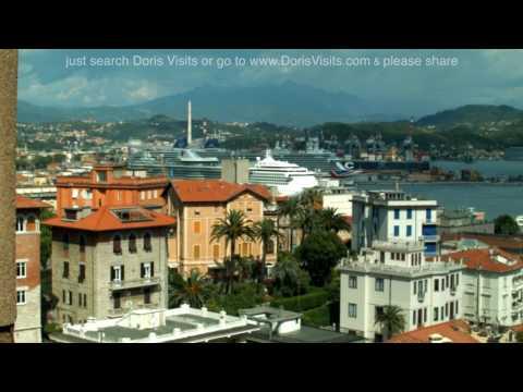 La Spezia Port Guide, video report by Jean for Cruiser Doris Visits