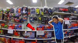 THE BEST NERF DEALS YOU'VE EVER SEEN | Nerf Shopping #3